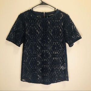 Full lace top